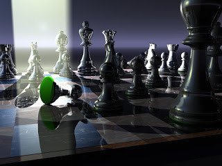Used_3d_chess_board